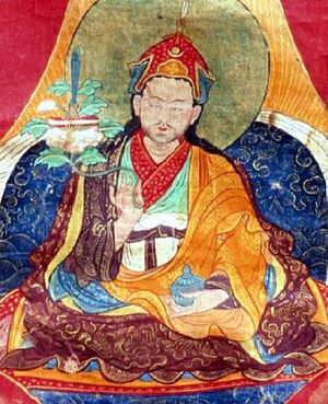"terton pema lingpa Pema lingpa was born in chel, part of the central bhutanese region of bumthang known as the ""wheel of dharma"" his father was lama döndrup zangpo of the nyö."