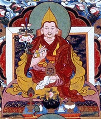 The Fifth Dalai Lama - Ngawang Lobsang Gyatso