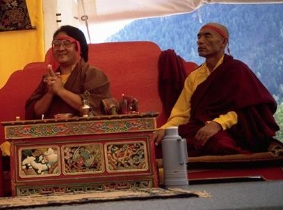 Empowerments Given to the Rigpa Sangha - Rigpa Wiki